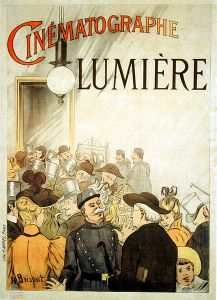 434px-Cinematograph_Lumiere_advertisment_1895