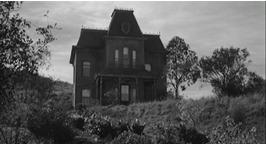 Maison Bates Psychose