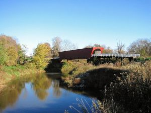 Roseman Bridge Source : Wikipédia Auteur : Lance Larsen