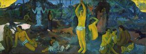 Paul Gauguin : D'où venons-nous ? Qui sommes-nous ? Où allons-nous ?
