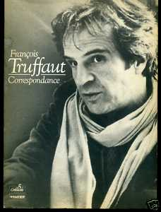 correspondance truffaut