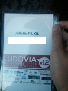 badge ludovia